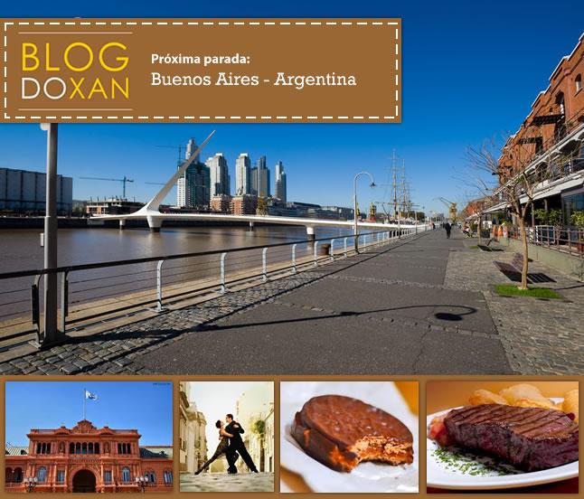 Buenas Vacaciones en Buenos Aires!