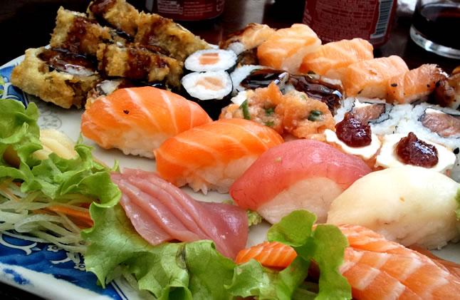 Um (bom) rodízio japonês em SP? Conheça o Matsuya