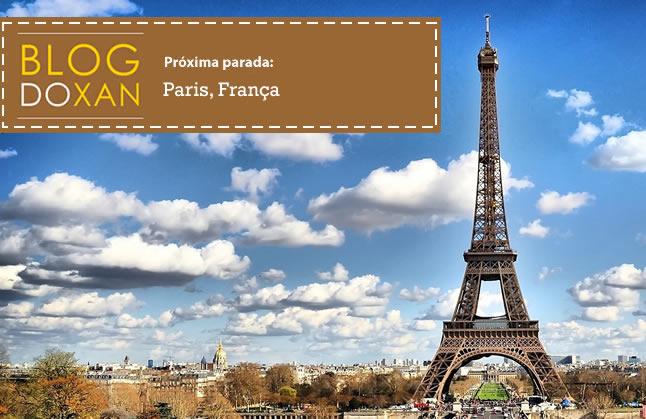 Vai para Paris? Informações para o planejamento