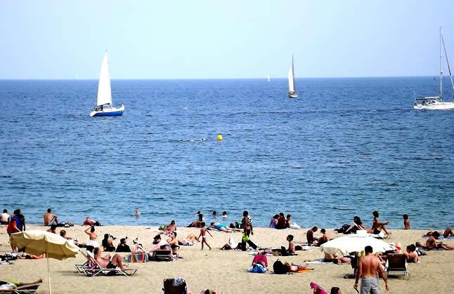 Roteiro em Barcelona: Conhecendo Barceloneta e um pulo na Vila Olímpica