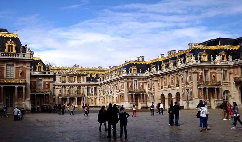 Roteiro: O dia em que visitamos o Palácio de Versailles