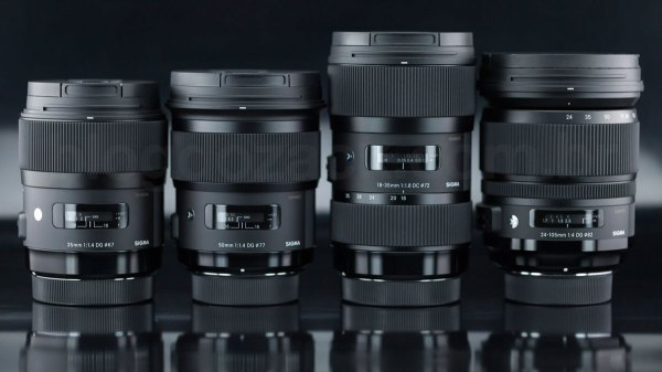 Sigma 50mm f/1.4 DG HSM Review