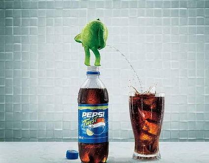 Pepsi Twist Ad