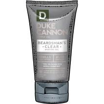 Duke CannonBeardsman's Clear Shaving Gel Item #29576