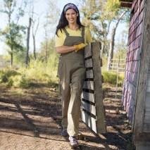 56955 Women's Heirloom Garden Overalls