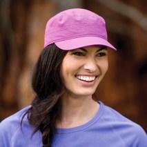 88508 Women's Non-Stop Ripstop Military Cap