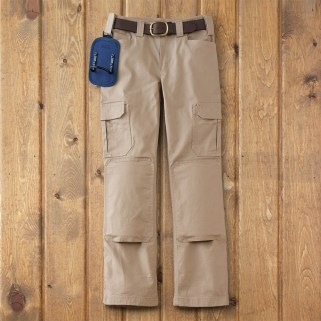 Women's DuluthFlex® Fire Hose® Ultimate Cargo Work Pants