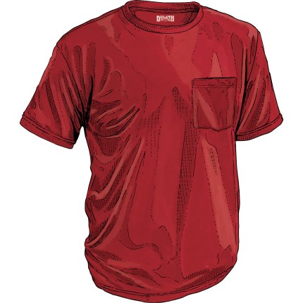 Men's Longtail T® Shirt With Pocket