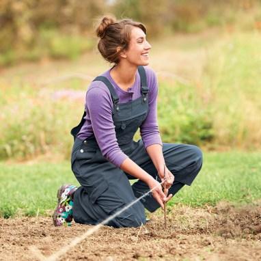 Women's Heirloom Gardening Overalls