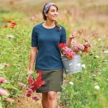 Women's Wicking Waffles Longtail T® Shirt