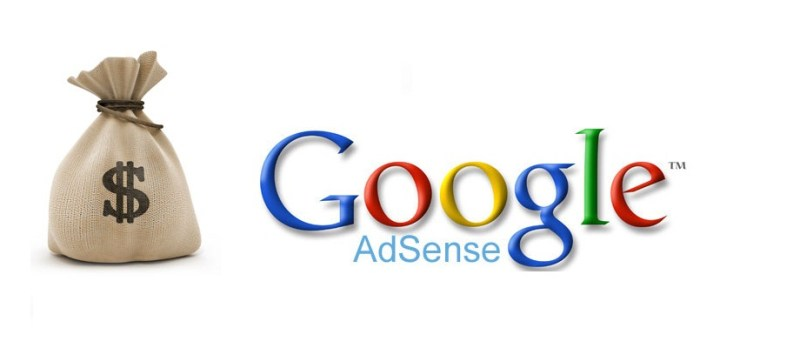 Make money from home by Google Adsense