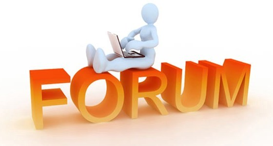 What is forum submission?