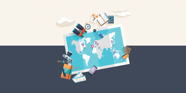 Travel content ideas