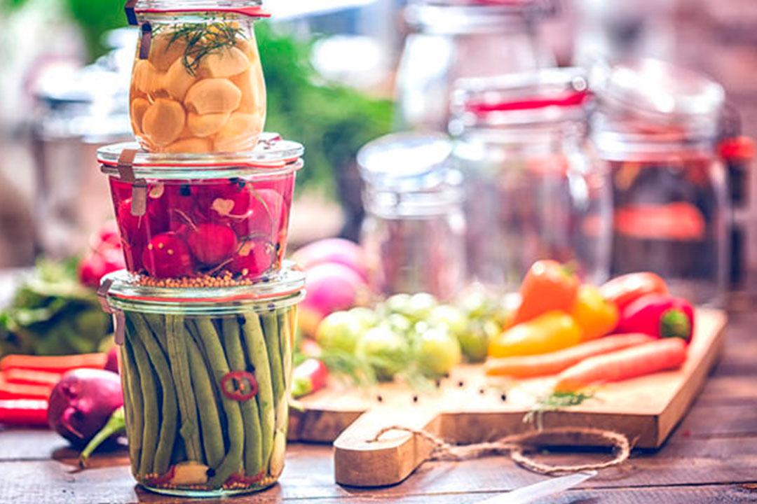 Alimentos conservados