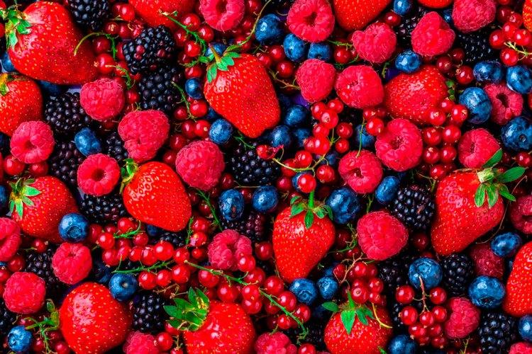 Frutos rojos mejoran rendimiento intelectual
