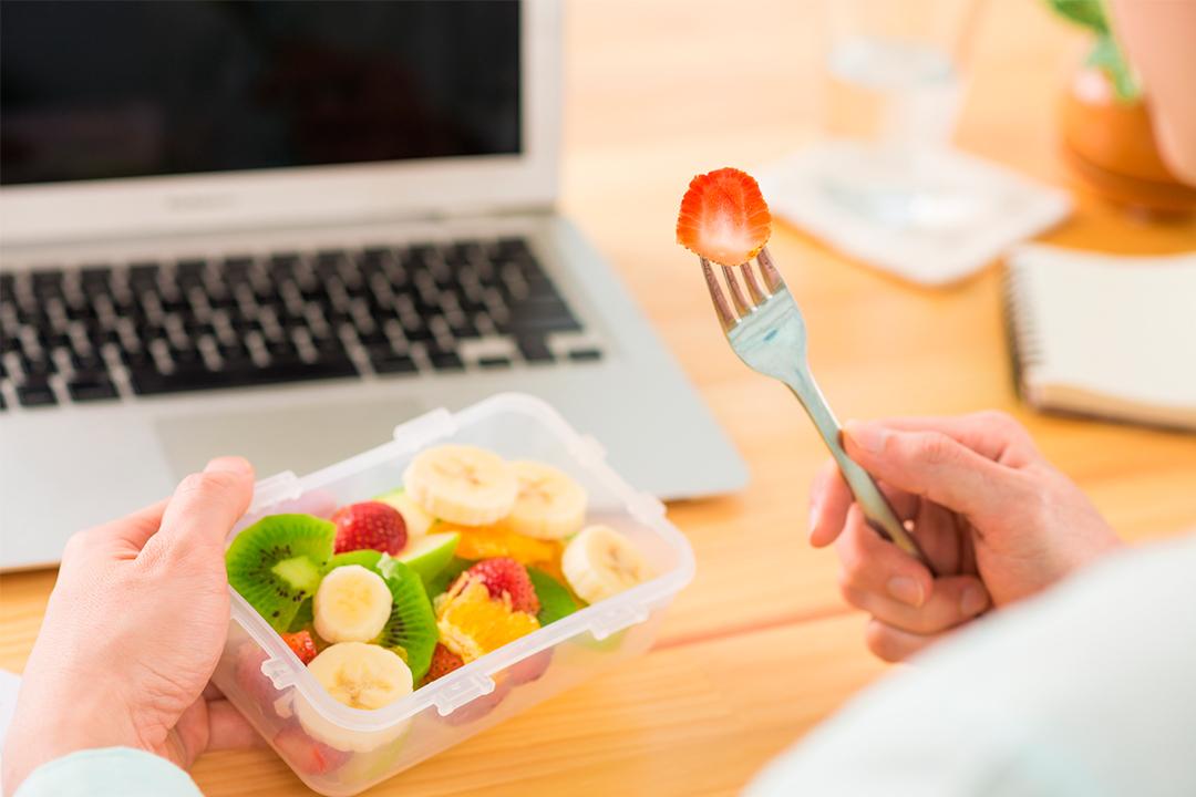 Comer sano - Blog Edenred