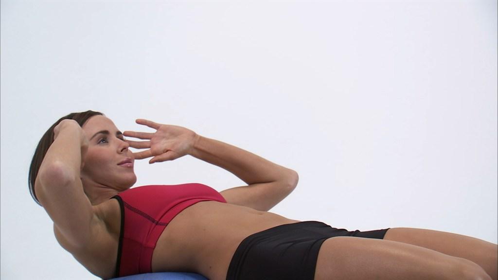 women exercise free photo