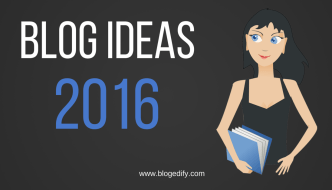 30+ Best Creative Ideas to Start a Blog in 2018