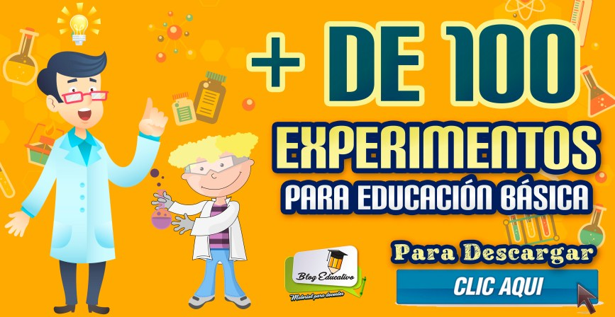 100 Experimentos para Educación Básica