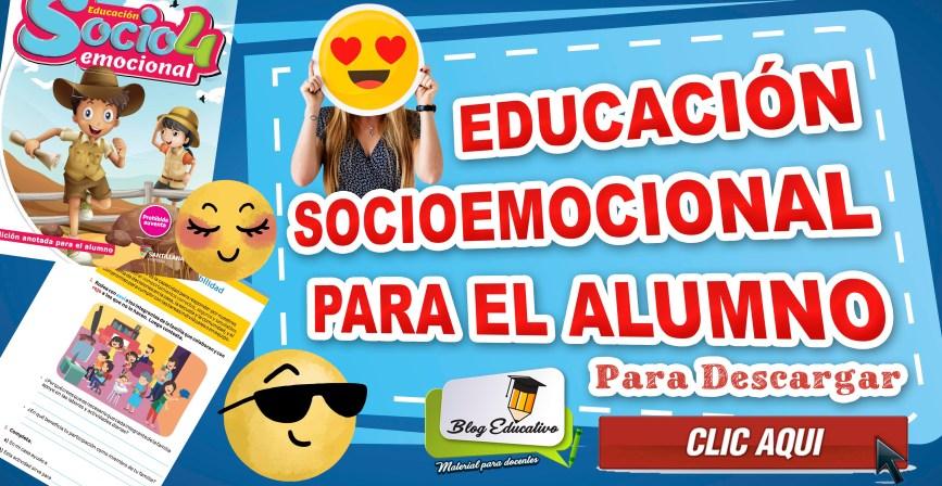 Educación socioemocional para el alumno - Blog Educativo