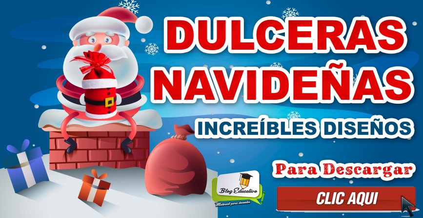 Dulceras Navideñas - Increíbles diseños - Blog Educativo