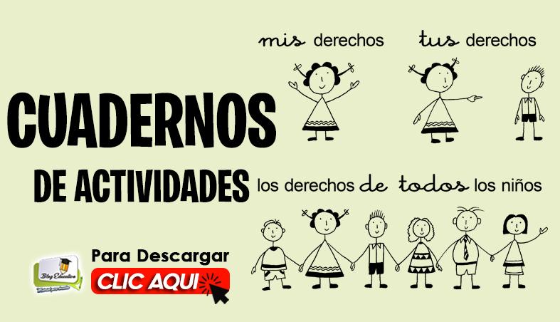 Cuaderno de Actividades los Derechos de los Niños