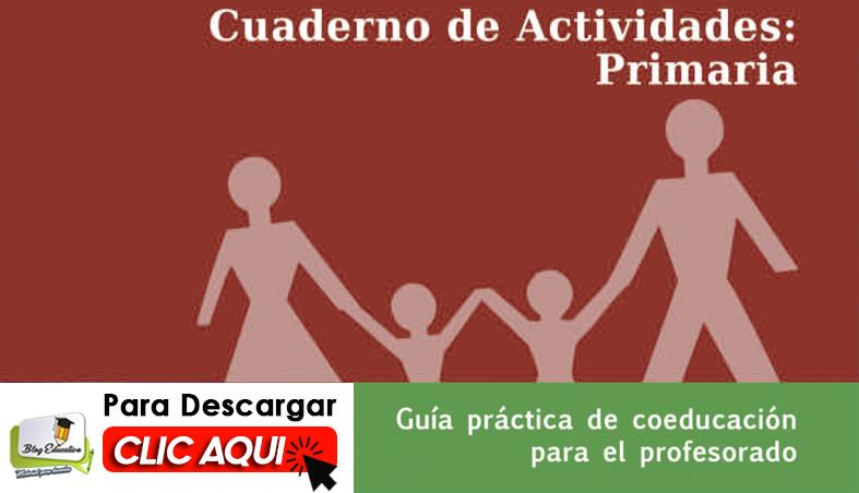 Cuaderno de Actividades de Primaria - Blog Educativo