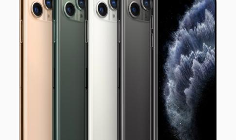iPhone11は5G対応?