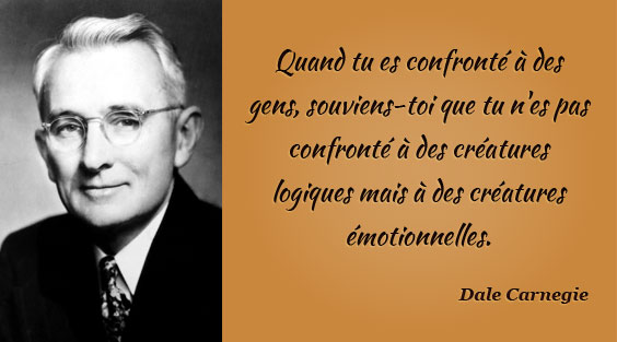 citation-dale-carnegie-etre-emotionnel - blog être bien