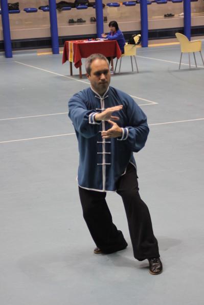 José DIAZ - compétition - blog être bien