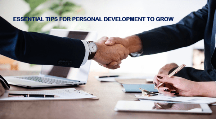 5 Essential Tips For Personal Development To Grow!