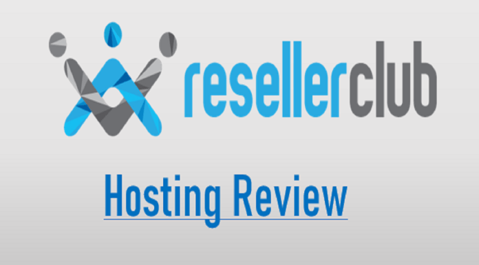 ResellerClub Web Hosting Review