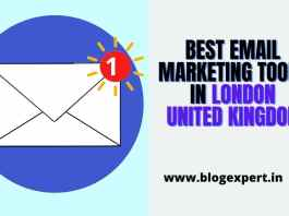 Best Email Marketing Tools in London United Kingdom