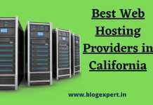 Best Web Hosting Providers in California
