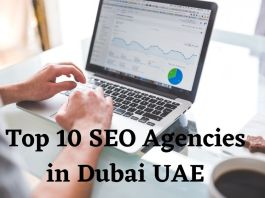 Top 10 SEO agencies in Dubai UAE