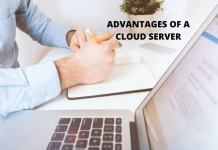 Advantages of a Cloud Server