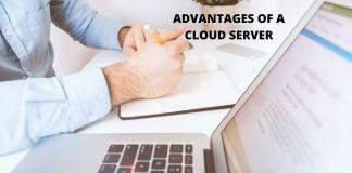 Advantages of a Cloud Server