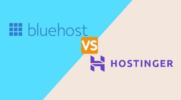 Bluehost vs Hostinger