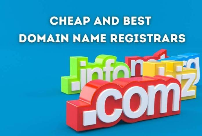 Cheap and Best Domain Name Registrars