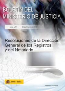 Foto resoluciones DGRN Septiembre 2015