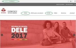 pantallazo-nueva-pagina-web-examenes-instituto-cervantes