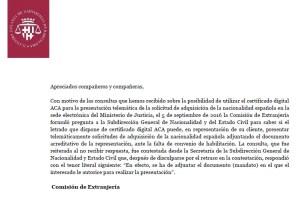 pantallazo-nota-informativa-icab-utilizacion-aca-para-presentacion-telematica-solicitudes-nacionalidad
