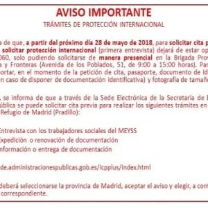 Oar archivos blog extranjer a asociaci n progesti n for Legalizaciones ministerio del interior