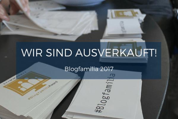 Blogfamilia 2017