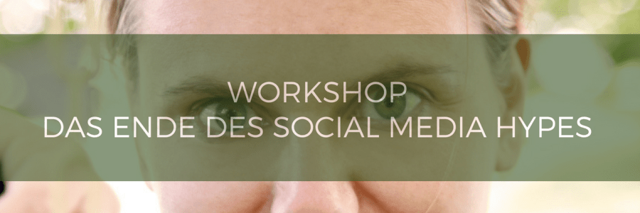 Panel: Das Ende der Social Media Hypes – Clara Moring