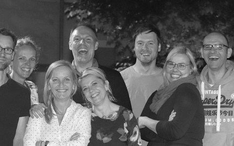 Das Team der Blogfamilia