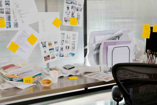 Microsoft Clutter
