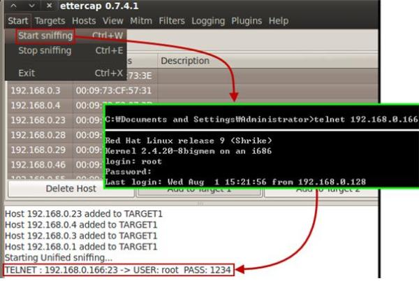 [Network Security] Sniffing - Attack, Detection, SSL ...