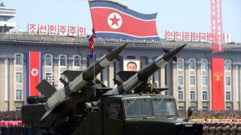 Corea del Norte desfile militar 2017 5
