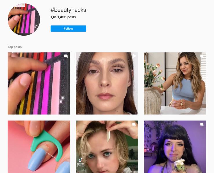 instagram hashtags guide